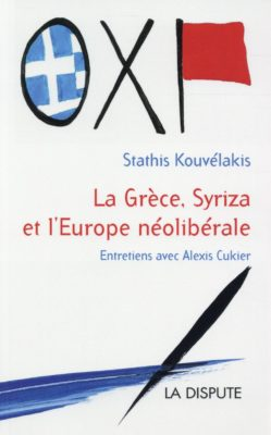 La Grèce et Syriza contre l'Europe