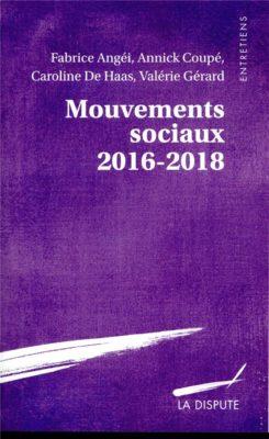 Mouvements sociaux 2016-2018