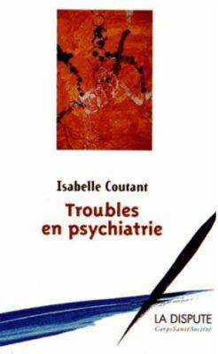 Troubles en psychiatrie