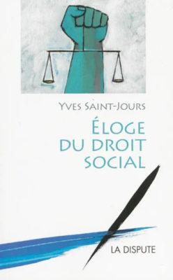 Éloge du droit social